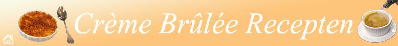 Creme brulee recepten - startpagina