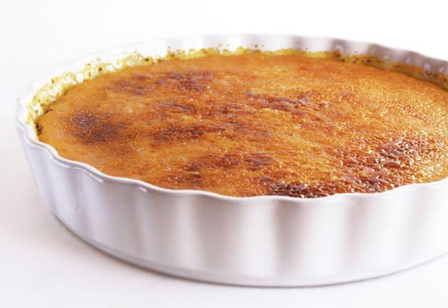 Creme Brulee met pompoen recept